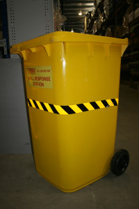 280 Litre Portable Spill Response Kit 200x300 Spill Kit & First Aid Kit Servicing
