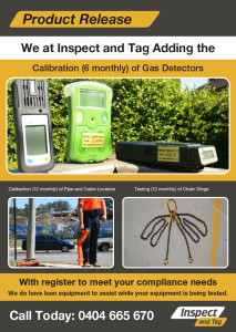 Product Release 2 01 213x300 Gas Detector Servicing