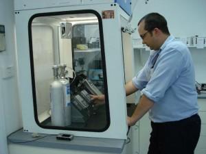 gas detector calibration 300x225 Gas Detector Servicing