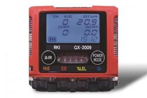 riken gas detector gx 2009 300x200 Gas Detector Servicing