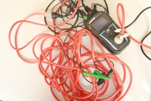 Blog Pict week 3 414 300x200 Electrical test and Tag – Extension Lead Fail